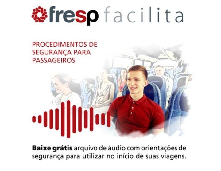 Procedimentos de Seguranças para Passageiros
