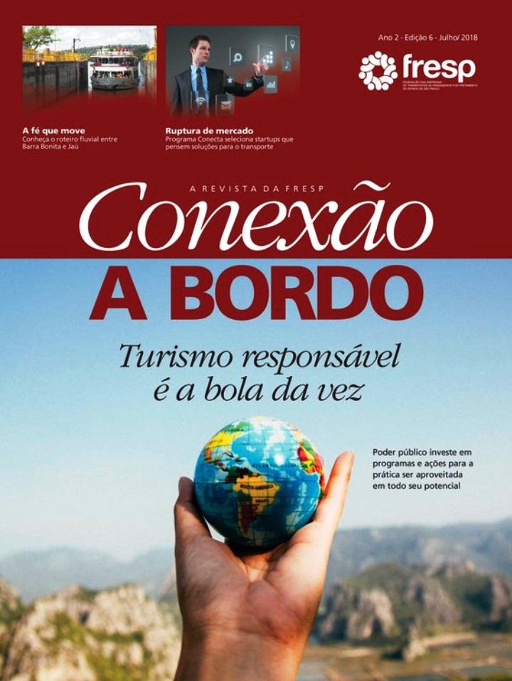 Revista Conexão a Bordo