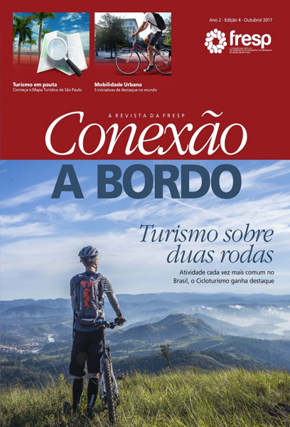 Quarta edição da revista Conexão a Bordo já está disponível!
