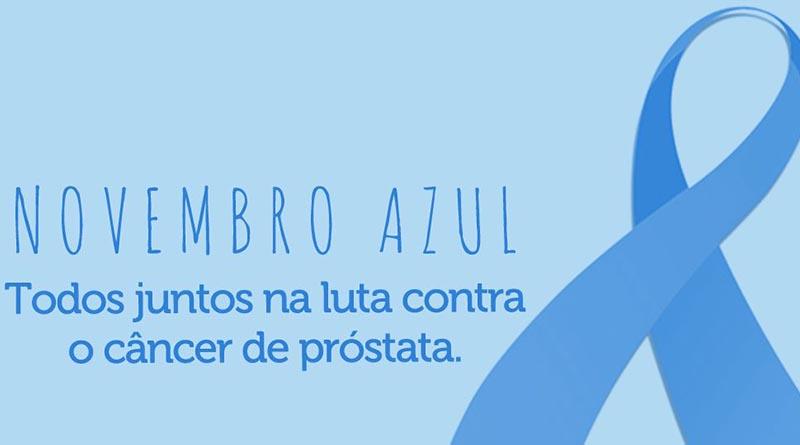 Todos na luta contra o câncer de próstata